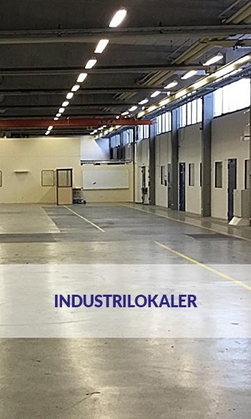 Industrilokaler i Nora