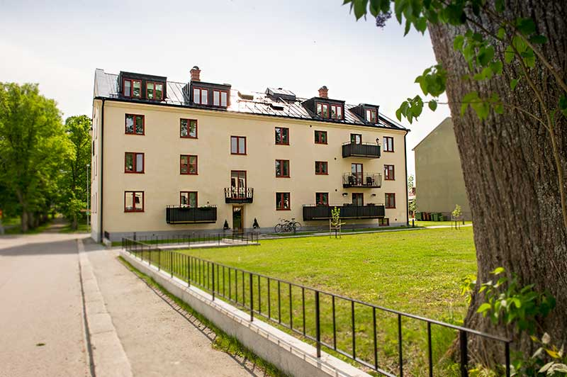 Lägenhet Nora, Kungsgatan