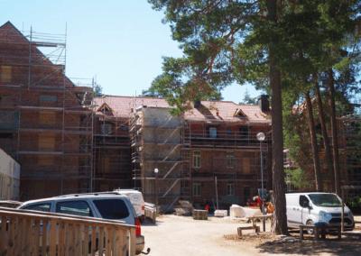 Sanatorieparken, nyproduktion lägenheter, Örebro