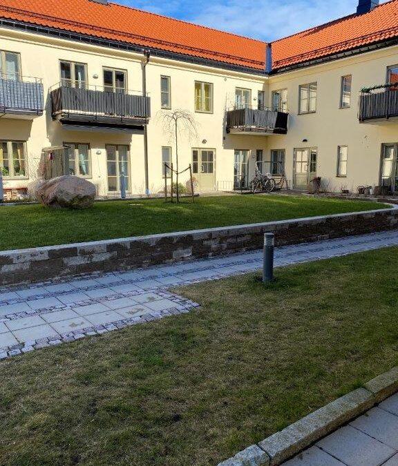 Lägenheter i Nora
