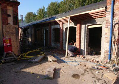 Byggnation Bryggeriet, Nora