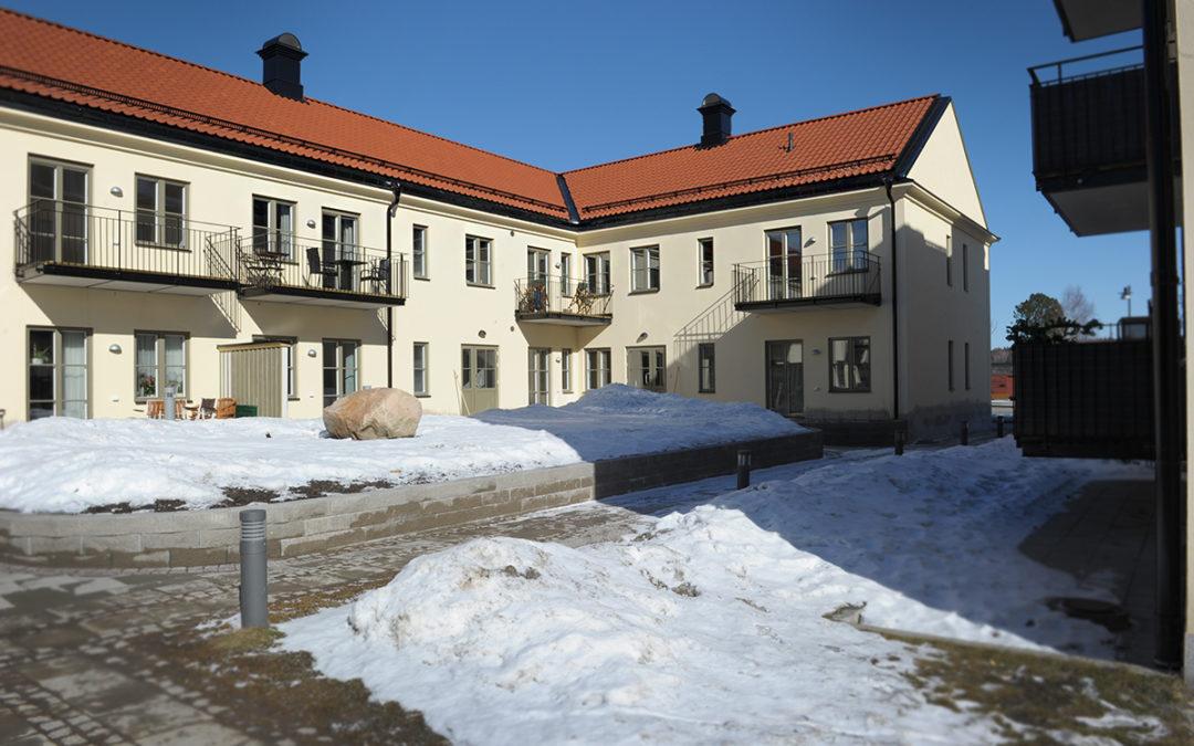 Lägenheter Nora, Kv. Väduren