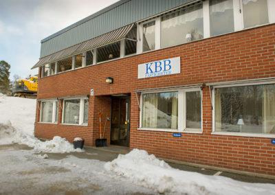 KBB Fastigheters kontor