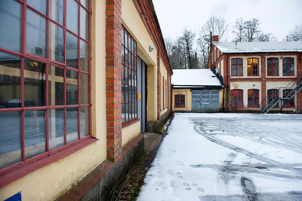 "Bryggeriet och ""gamla Sågblads"""