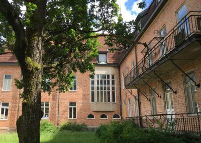 Sanatorieparken, Örebro, KBB Fastigheter