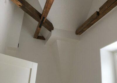 Varje lägenhet har sin egen design och lösning