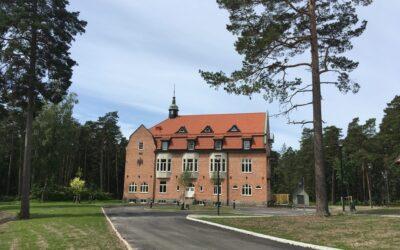 Sanatorieskogen är nominerad till Byggnadspriset 2019