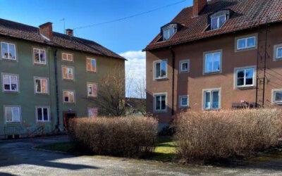 Lediga lägenheter på Rådstugugatan, Nora