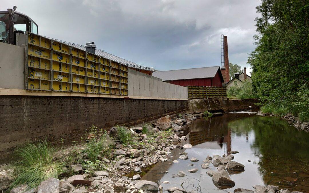 Detaljplanen är klar för Sågbladsfabriken