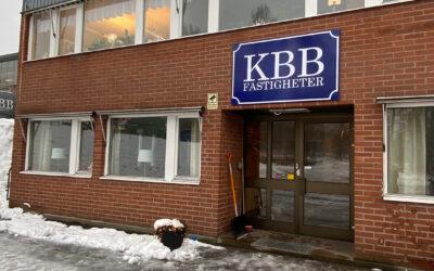Ny KBB skylt