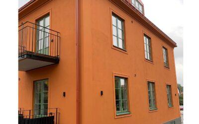 Renovering av Muttern Örebro