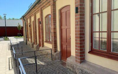 Sågbladsfabriken, Bryggeriområdet
