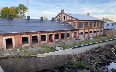 Kvarteret gamla Sågbladsfabriken, Nora
